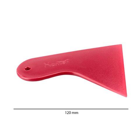 Інструмент для знімання обшивки з широкою плоскою лопаткою (поліуретан, 120×96 мм) Прев'ю 2