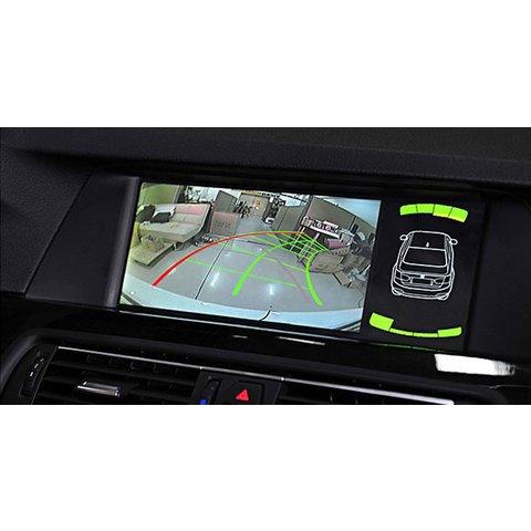 Автомобильная камера заднего вида для BMW Превью 4