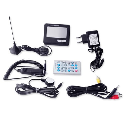 Car ISDB-T Digital TV  Receiver for Japan Preview 2