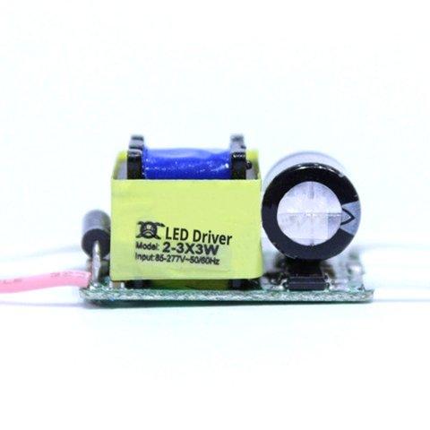 Драйвер світлодіодної лампи 6-9 Вт (85-265 В, 50/60 Гц) Прев'ю 1