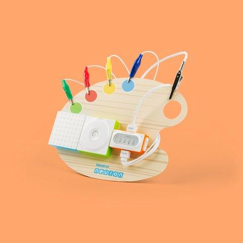 STEAM-набір електронних блоків Makeblock Neuron Inventor Kit - Перегляд 16