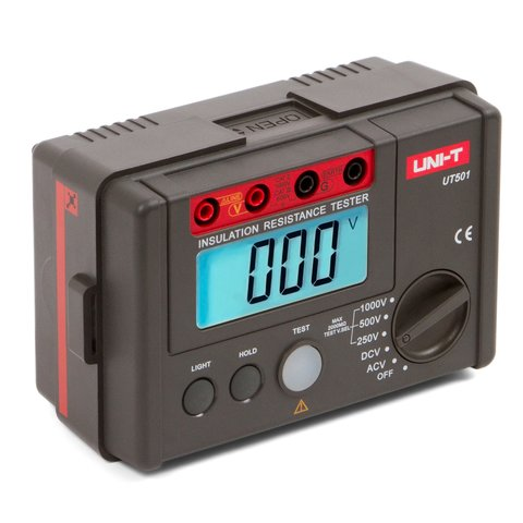 Insulation Tester UNI-T UT501 Preview 1