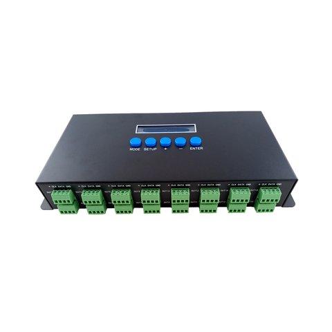 BC-216 Ethernet-SPI/DMX512 Light Controller (16 channels, 340 pxs, 5-24 V) - Preview 2